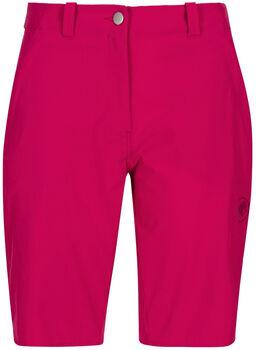 MAMMUT Runbold Shorts W Dámské růžová