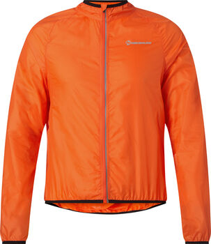 NAKAMURA Abbott III cyklistická bunda Pánské oranžová