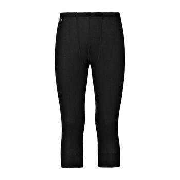 Odlo 3/4 Warm termo kalhoty Pánské černá