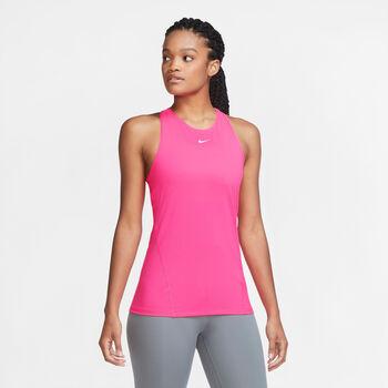 Nike W Np Tank All Over Dámské červená