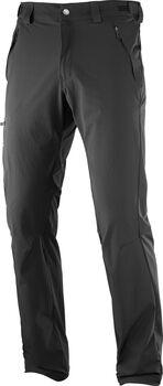 """Salomon """"S"""" Wayfarer Straight outdoorové kalhoty Pánské černá"""