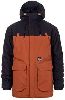 Horsefeathers Cordon snowboardová bunda  oranžová