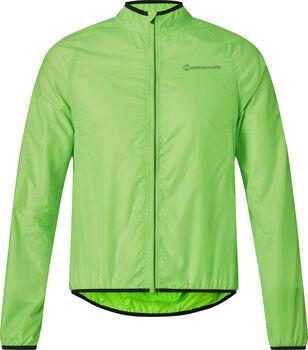 NAKAMURA Abbott III cyklistická bunda Pánské zelená