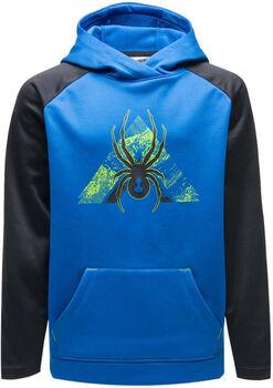 Spyder Ryan Hoodie modrá