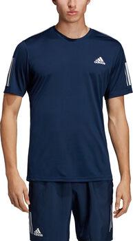 adidas 3-Stripes Club Tee M Pánské modrá