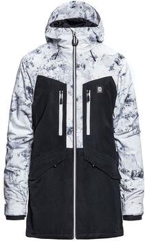 Horsefeathers Larra snowboardová bunda  Dámské krémová