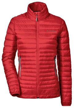 VAUDE Kabru Light JK III outdoorová bunda Dámské červená