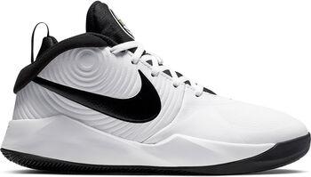Nike Team Hustle D 9 (GS) bílá