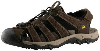 McKINLEY Korfu outdoorové sandály Pánské hnědá