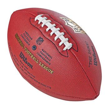 Wilson NFL Duke Replica hnědá