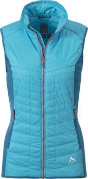 McKINLEY Goell outdoorová vesta Dámské modrá