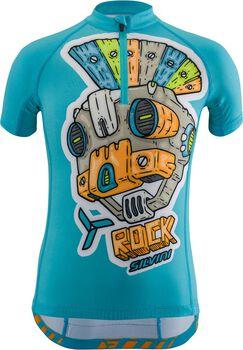 Silvini Scrivia cyklistický dres modrá