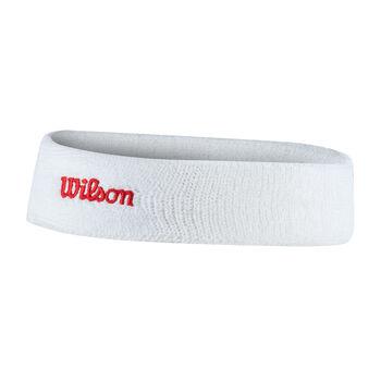 Wilson Tenisová čelenka bílá