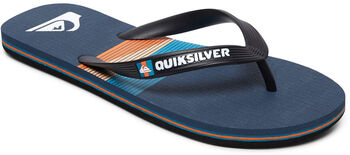 Quiksilver Molokai Seasons žabky Pánské černá