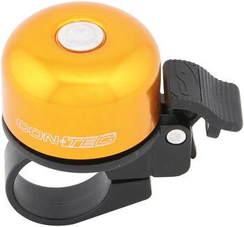 CONTEC Zvonek na kolo oranžová