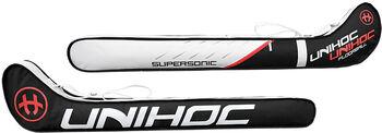 Unihoc  Jr.florbalová taškaStick Cov.Supersonic černá