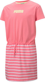 Puma  Dívčí šatyAlpha Dress G růžová