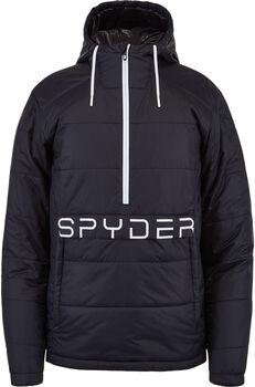 Spyder Glissade Anorak lyžařská bunda Pánské černá