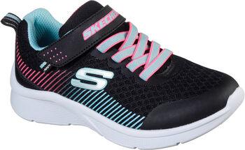 Skechers Dět.fitness obuv Microspec černá