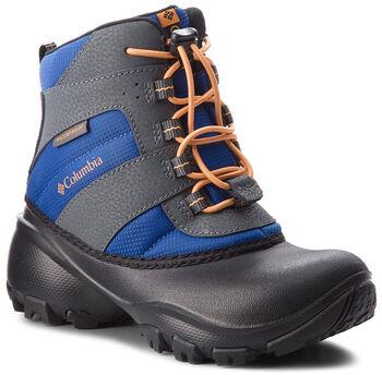 Columbia  Dět.zimní obuvYouth Rope Tow III modrá