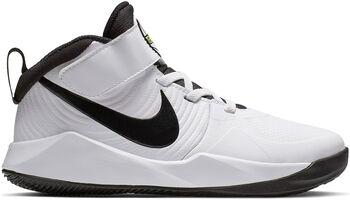 Nike  Dět.basketbalová obuvTeam Hustle D 9 PS bílá