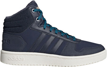 adidas Hoops 2.0 MID volnočasové boty Dámské modrá