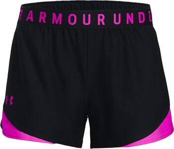 Under Armour Play Up Short 3.0 W Dámské šedá