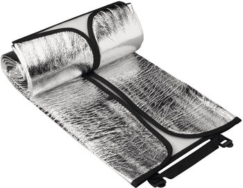 McKINLEY Aluminiová podložka bílá