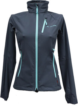 VAUDE Sardona Jacket II outdoorová bunda Dámské šedá