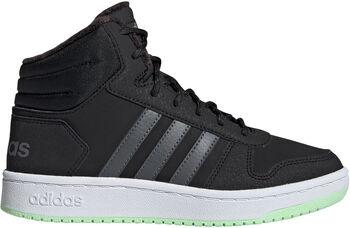 adidas Hoops Mid 2.0 K černá