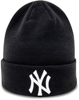 New Era A MBL Essential Cuff Knit černá