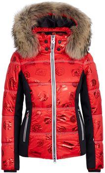 Sportalm Pfiati lyžařská bunda Dámské červená