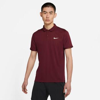 Nike AS TS Tennis Tee Pánské červená