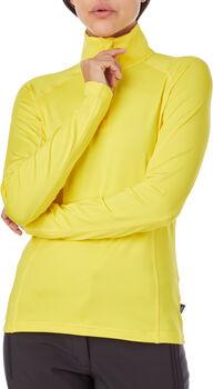 McKINLEY  Dám.funkční tričkoSnow Time Rio II Dámské žlutá