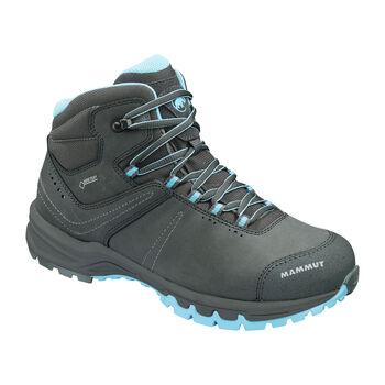MAMMUT Nova Mid III GTX outdoorové boty Dámské šedá