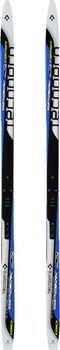 TECNOPRO Spark grip Jr běžecké lyže bez vázání bílá