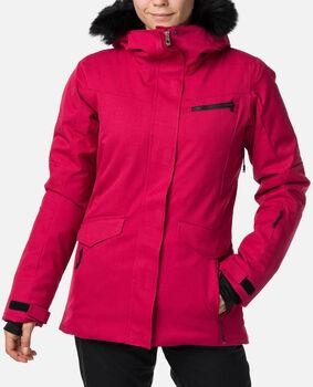 Rossignol Parka Jkt lyžařská bunda Dámské růžová
